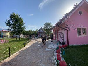 Vacanta in Romania cu copiii