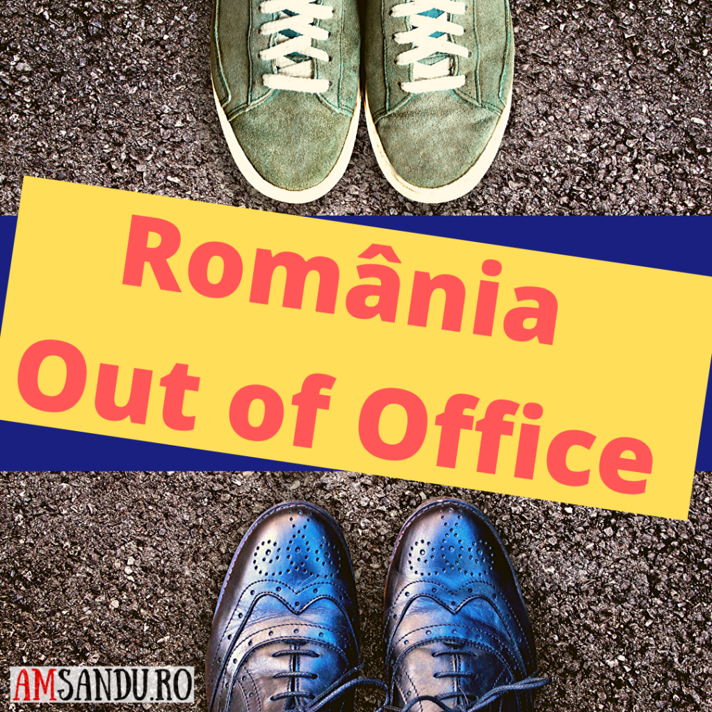 Romania Out Of office