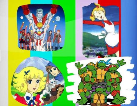 desene animate din anii 90