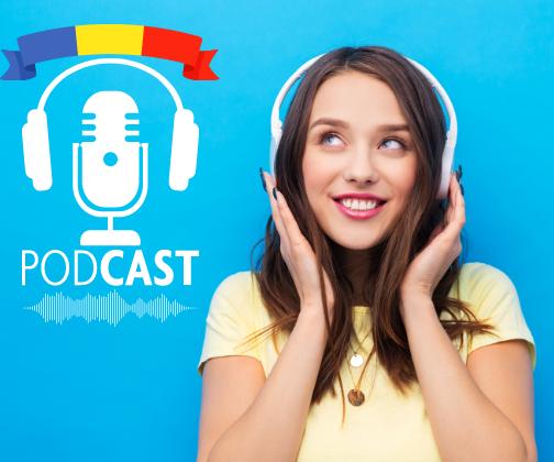 Podcasturi în România
