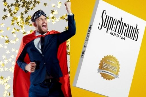 Studiul Superbrands România