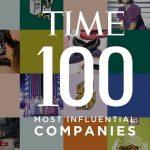 cele mai influente 100 de companii