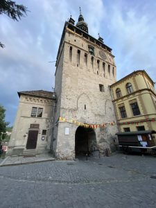 Turnul cu Ceas Sighișoara